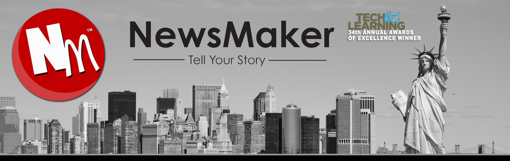 NewsMaker Tell Your Story - Award Winning
