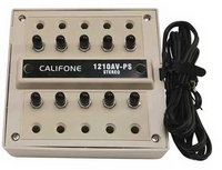 Image 10-Postion Stereo Jackbox
