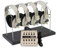 Image Stereo Listening Center 1214AVPS-03