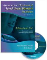 Image Assessment and Treatment of Speech Sound Disorders in Children A Dual-Level Text