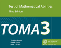 Image TOMA-3 Test of Mathematical AbilitiesThird Edition
