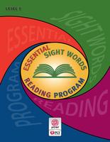 Image Essential Sight Words Reading Program - Level 1 Kit