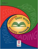 Image Essential Sight Words Reading Program - Level 2 Kit
