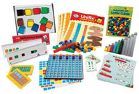 Image Unifix Cubes PreK-K Kit