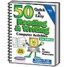 Image 50 Quick & Easy Reading & Writing Computer Activities 2nd Edition