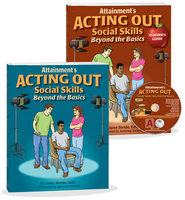 Image Acting Out Social Skills Beyond the Basics