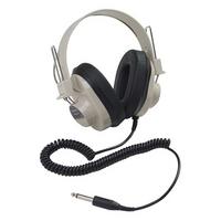 Image Monaural Headphone 5 coiled Cord 2924AVP