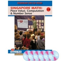Image Singapore Math Six-Disc Multimedia Kit