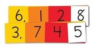 Image Place Value 4-Digit Strips Student Size Class Set
