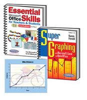 Image Essential Excel and Graphing Bundle