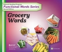 Image Edmark Funcational Words 2nd Ed -  Grocery Words