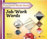 Image Edmark Funcational Words 2nd Ed -  Job / Work Words
