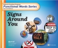 Image Edmark Funcational Words 2nd Ed - Signs Around You
