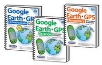 Image Google Earth and GPS Classroom Activities Bundle 3
