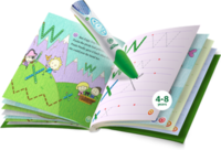 Image LeapFrog LeapReader Writing Workbooks