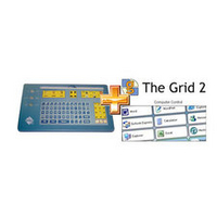 Image IntelliKeys and The Grid 2