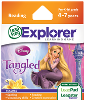 Image LeapFrog LeapPad Game: Disney Tangled
