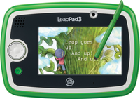 Image LeapFrog LeapPad3 Learning Tablet - Green
