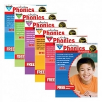 Image Everyday Phonics Intervention Activities Set