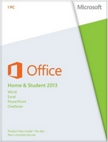 Image Microsoft Office 2013 Home & Student