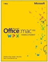 Image Microsoft Office 2011 Mac Home and Student