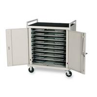 Image Core 18XL 18-Unit Device Cart w/Rear Electrical