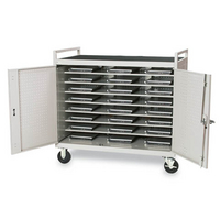 Image Core 24XL 24-Unit Device Cart w/Rear Electrical
