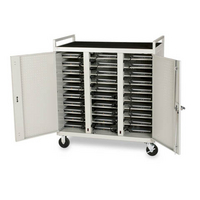 Image Core 30XL 30-Unit Device Cart w/Front Electrical on 8
