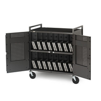 Image NETBOOK32 32-Unit Device Cart w/Electrical