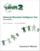 Image Universal Nonverbal Intelligence Test–Second Edition Complete Kit UNIT2