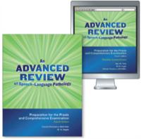 Image An advanced review of speech lanugage pathology kit