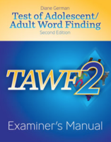 Image TAWF-2: Examiner's Manual