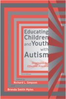 Image Educating Children and Youth with Autism: Strategies for Effective Practice 3Ed