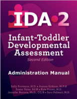 Image Infant-Toddler Develpment Assessment 2nd Edition IDA-2 Components