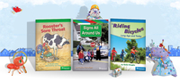 Image Storytown Leveled Reader System Deluxe Kit with ELL Grade K