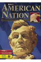 Image Holt American Nation, Full Volume Student Edition CD-ROM (set of 25)