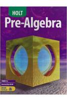 Image Holt Pre-Algebra Student Edition CD-ROM Version Set of 25
