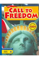 Image Holt Call to Freedom: Beginnings to 1877 Student Edition CD-ROM Set of 25