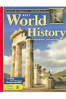 Image Holt World History: Human Journey Student Edition CD-ROM Set of 25