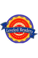 Image Houghton Mifflin Leveled Readers Collection Set of 6 + Teacher's Guide Grade K