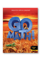 Image GO Math! Grab and Go Differentiated Centers Kit Grade 2