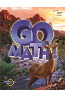 Image GO Math! Teacher Edition and Planning Guide Bundle Grade 6