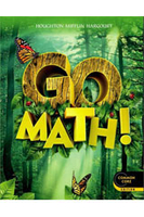 Image GO Math! Grab and Go Differentiated Centers Kit Grade 1