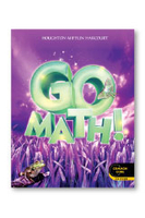 Image GO Math! Grab and Go Differentiated Centers Kit Grade 3