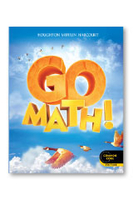Image GO Math! Grab and Go Differentiated Centers Kit Grade 4