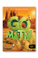 Image GO Math! Grab and Go Differentiated Centers Kit Grade 5