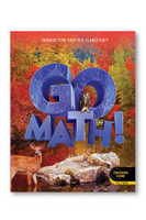 Image GO Math! Grab and Go Differentiated Centers Kit Grade 6