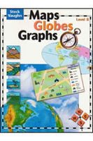 Image Maps Globes Graphs Level B Grade 2