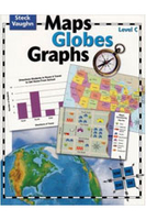 Image Maps Globes Graphs Level C Grade 3
