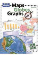 Image Maps Globes Graphs Level D Grade 4